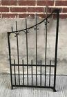 Antique Wrought Iron Gate - Heavy Duty Construction (#2)