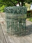 Vintage Wire Fencing Roll approx. 30' X 15