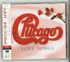 CHICAGO Love Songs CD JAPAN NEW WPCR-12054 Peter Cetera AOR s5903