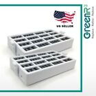 2x For Whirlpool W10311524 AIR 1 Fresh Flow Replacement Refrigerator Air Filter