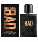 Diesel Bad Eau De Toilette For Men 2.5 Oz 2016 year * NEW & SEALED IN BOX *