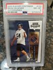 2000 Playoff Contenders #103 Brian Urlacher PSA 8 NM-MT Chicago Bears Auto RC