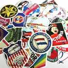 55 Retro Vintage Old Fashioned Style Luggage Suitcase Travel Stickers Gift PW