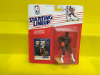 1989 Starting Lineup Larry Nance/Cleveland Cavaliers/Clemson/Packaging Error/SLU