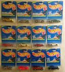 Hot Wheels 1996 Treasure Hunt Set Lot