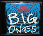 AEROSMITH: BIG ONES - '94 OZ CD/16 TRACKS/DIG REM/12p GLOSS POSTER BKLT/EX++