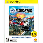 [USED] Freedom Wars PlayStation (R) Vita the Best (VCJS-20003)