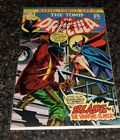 Tomb Of Dracula 10 first app of Blade signed by Marv Wolfman
