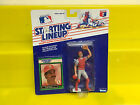 1989  Starting Lineup Tony Pena/St. Louis Cardinals/Monte Cristi/SLU/MLB/Rookie