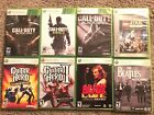 Xbox 360 Games LOT - 8 Games