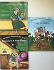 THE TEACHER WHO WOULD NOT RETIRE 3 Books by Sheila  Letty Sustrin SIGNED