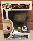 Funko Pop! Avengers Infinity War Thor #286 SF Asia Glow in the Dark Exclusive