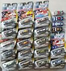 NASCAR 1 64 Diecast 21 Cars 2012 NASCAR Authentics Spin Master Lot