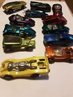 Vintage Hot Wheels Redlines Lot Of 12 With Rally Case lola gt40 amx 2 jet threat