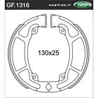 Front Brake Shoes Fit HONDA SCV100 LEAD 2006 2007 S4S