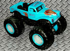 WHIPLASH CUSTOM BUILT HOT WHEELS MONSTER JAM TRUCK 1 64