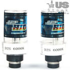 2x 35w D2sd2c Xenon Car Replacement Hid White Headlight Lights Lamps Bulbs Us