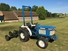used ford tractor 1520 blue