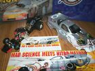 Signed Action 2000 Scotty Cannon Oakley Mad Science Mater NHRA 1 24 VERY RARE