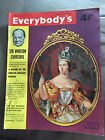 HUGE 22 MAR 1958 EVERYBODY'S MAGAZINE - ALEC GUINNESS ARTICLE