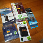 Premium Real Screen Protector Tempered Glass iPhone 5 +Charger Lot $100 value #1