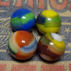4 Marble King Marbles NM/NM+