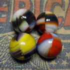 4 Marble King Marbles NM+ group