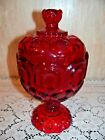 Stars Compote w/Lid ~ Excellent Condition!
