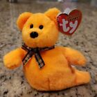 Haunted the ghost TY halloweenie beanie baby mint condition 4 inches
