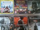 PS3 playstation 3 games choose from list FREE UK POST rare mix selection