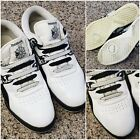 Reebok Classic Mens Shoes White Camo Leather Running Casual Athletic Sneakers