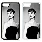 Audrey Hepburn Printed PC Case Cover Sabrina S A117