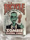 BICYCLE ZOMBIE PLAYING CARDS 52 CARD DECK SEALED
