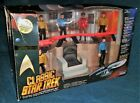 Classic Star Trek Collector 7 Figure Set Vintage 93 Playmates Limited Edition