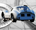 Auto  Drawings Scale 1/12 1/16 1/24 & 1/32  MASERATI TYPE 151 Digital plan on cd