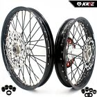 KKE 21/18 ENDURO CASTING WHEELS SET FIT KTM 125-530 EXCF EXCR 125-530 350 450 SL
