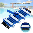 Swimming Pool Flexible Vacuum Head with Brush Cleaner Pond Spa Sewage Suction