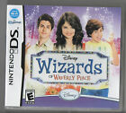 Disney - Wizards of Waverly Place - Nintend DS
