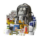5 Day SURVIVAL DISASTER KIT Emergency PREPAREDNESS Back;ack with Food Water