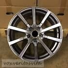 19 ACCORD HFP STYLE WHEELS RIMS GUNMETAL FITS HONDA CIVIC EX LX SI HYBRID LXS