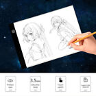 A840 A4 LED Writing Painting Light Box Tracing Board Copy Pads Drawing Tblet