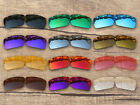 Vonxyz 20+ Color Choices IridiumCoat Replacement Lens for Oakley Gascan Frame