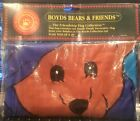 NIP Vintage Boyds Bears & Friends House Flag