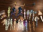 Moster High Doll Lot Huge Ever After High Doll Stand And Extras