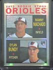 Manny Machado Rookie Cards Checklist and Guide 36