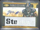 2013 Panini Certified Football Freshman Fabric Signatures Guide 44