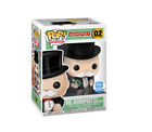 POP! BOARD GAMES: MR. MONOPOLY WITH MONEY BAG FUNKO SHOP EXCLUSIVE READY TO SHIP