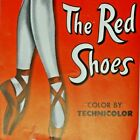 The Red Shoes vintage 1948 original movie flyer 4 pages