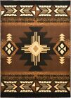 Rugs 4 Less Collection Southwest Native American Indian Area Rug Design R4L 318