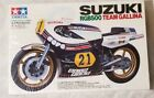 Tamiya 1/12 Suzuki Rgb500 Team Gallina Plastic Model Kit 14009 w / Tracking